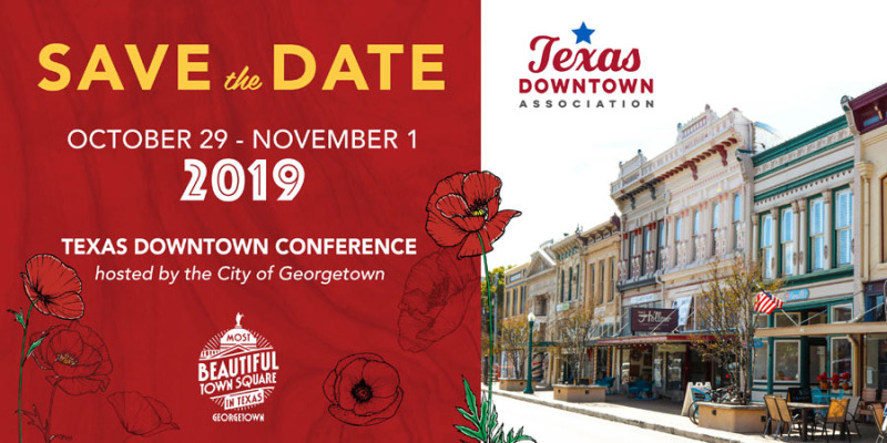 2019 TDA Conference in Geogetown
