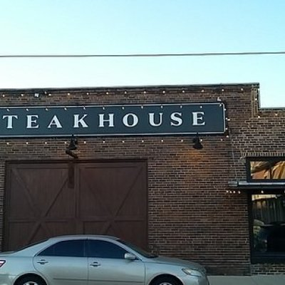 Best Renovation/Rehabilitation/Restoration<br>over 50K population<br>J2 Steakhouse<br>Lewisville
