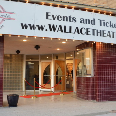 Best Downtown Partner/under 50K population<br>Wallace Theater<br>Levelland