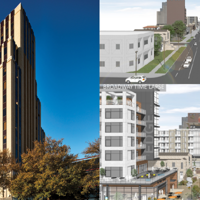 Best Downtown Partner/over 50K population<br>Fitzpatrick Architects <br>Tyler