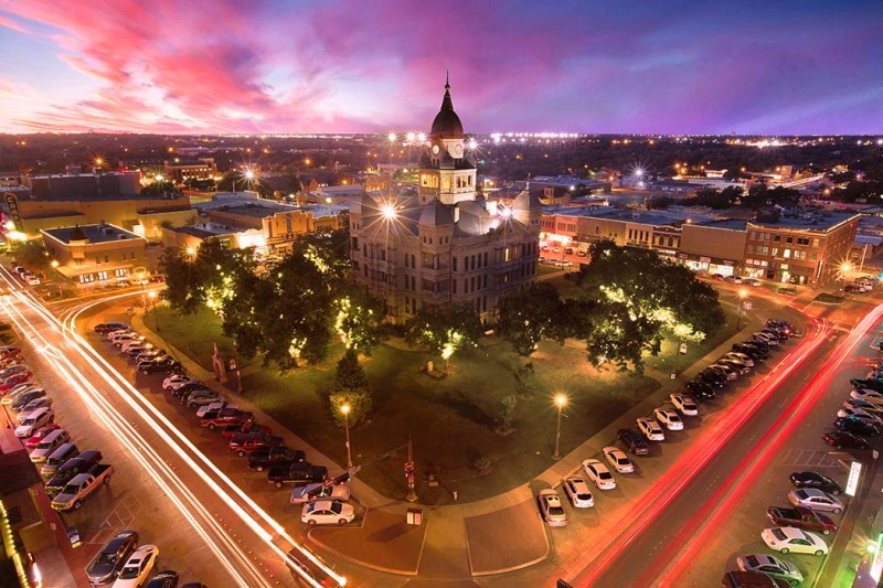Downtown Denton